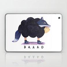 Baaad Baaad Black Sheep Laptop & iPad Skin