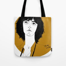 Patti Smith Tote Bag