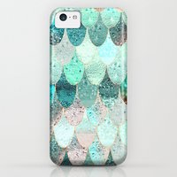 iPhone 5c Case featuring SUMMER MERMAID by Monika Strigel