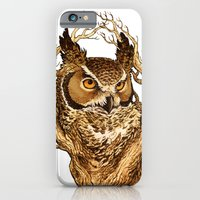 Great Horned Owl iPhone 6 Slim Case