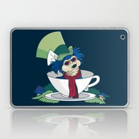 A Nice Cup Of Tea Laptop & iPad Skin