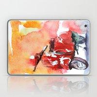 Scooter Laptop & iPad Skin