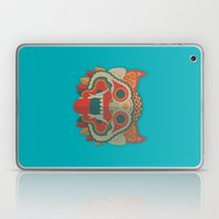 Paper Mask Laptop & iPad Skin
