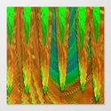 In Abstracto Canvas Print