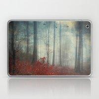 open woodland dreams Laptop & iPad Skin