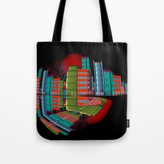 red moon city -2- Tote Bag