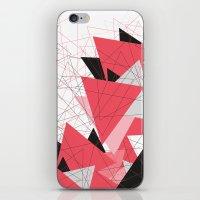 Triangle U185 iPhone & iPod Skin