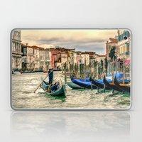 Venice Grand Canal Laptop & iPad Skin