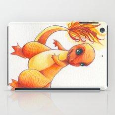 Little Charming Salamander iPad Case