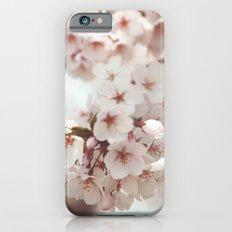 cherry blossoms iPhone 6s Slim Case