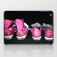 Pink Shoes iPad Case