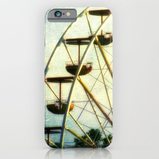 Ride into the Sunset iPhone & iPod Case