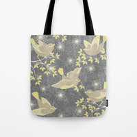 Freeflying Tote Bag