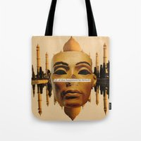 Symmetrical Forces Tote Bag