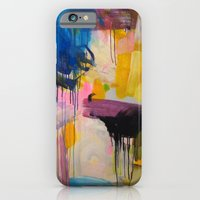 Eclectic starlight iPhone 6 Slim Case