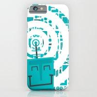 Little Robot  iPhone 6 Slim Case