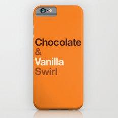 Chocolate & Vanilla Swirl OITNB Slim Case iPhone 6s