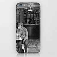 At the Cafe iPhone 6 Slim Case