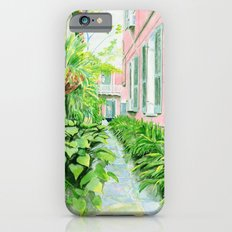 New Orleans Courtyard iPhone 6s Slim Case