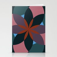 Douche Flower Stationery Cards