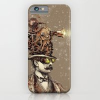 The Projectionist (sepia option) iPhone 6 Slim Case