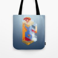 Castle Of Impossible Fla… Tote Bag
