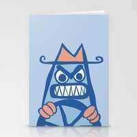El Conductor Stationery Cards