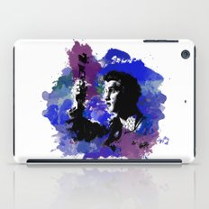 Elvis Color Splash iPad Case