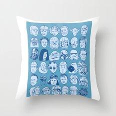 SWkrew Throw Pillow