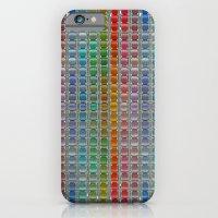 Binary Colours iPhone 6 Slim Case