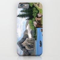 Mountain Landscape 2 iPhone 6 Slim Case