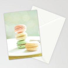 Hmmm Macarons Stationery Cards