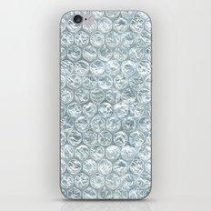 bubble wrap! iPhone & iPod Skin
