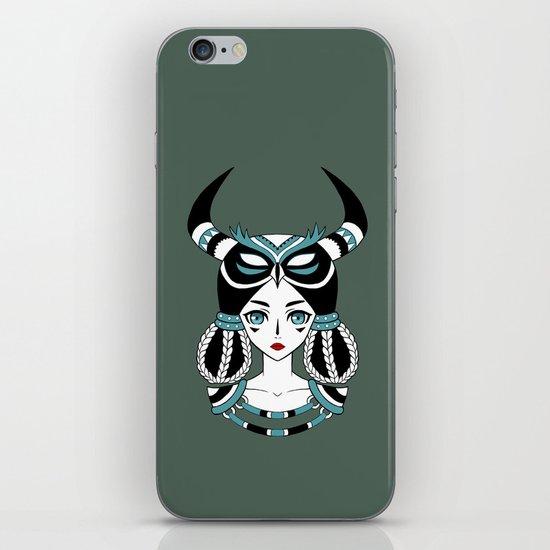 Owl Tribe iPhone & iPod Skin