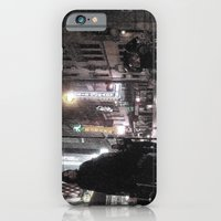 iPhone & iPod Case featuring Rosie O's By Times Square by christopher justin gilner photographic