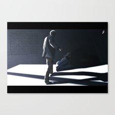 Parasomnia 02 Canvas Print