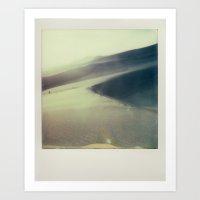 Great Sand Dunes Nationa… Art Print