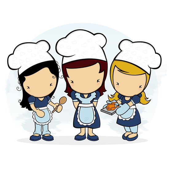 Cook Art Print