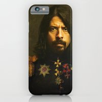 cross iPhone & iPod Cases featuring Dave Grohl - replaceface by replaceface