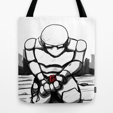 last Thing alive  Tote Bag