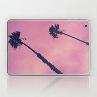 Pink Haze | Palms Laptop & iPad Skin