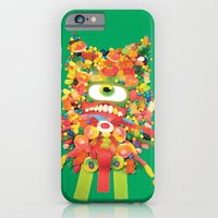 iPhone & iPod Case featuring Sweet Monster by Marco Angeles