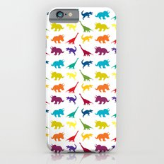 Dino Parade Slim Case iPhone 6s
