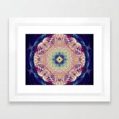 Cosmos Blossom Framed Art Print