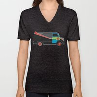 The Mess Up At The Body … Unisex V-Neck