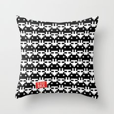 Be right back Throw Pillow