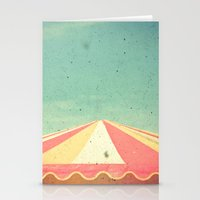 Big Top Stationery Cards