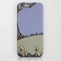 iPhone & iPod Case featuring Night Tree by Stephanie Smith