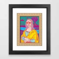 WTFALYPSE LOL! Framed Art Print