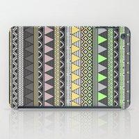 CELADON & HANSA YELLOW iPad Case